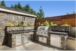 Adelaide outdoor kitchens